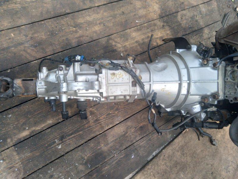 Мкпп Nissan Vanette SK82VN F8 (б/у)