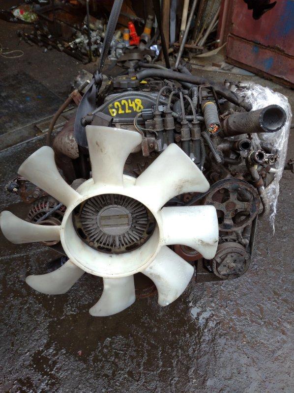 Двигатель Mitsubishi Canter FB500B 4G63 (б/у)