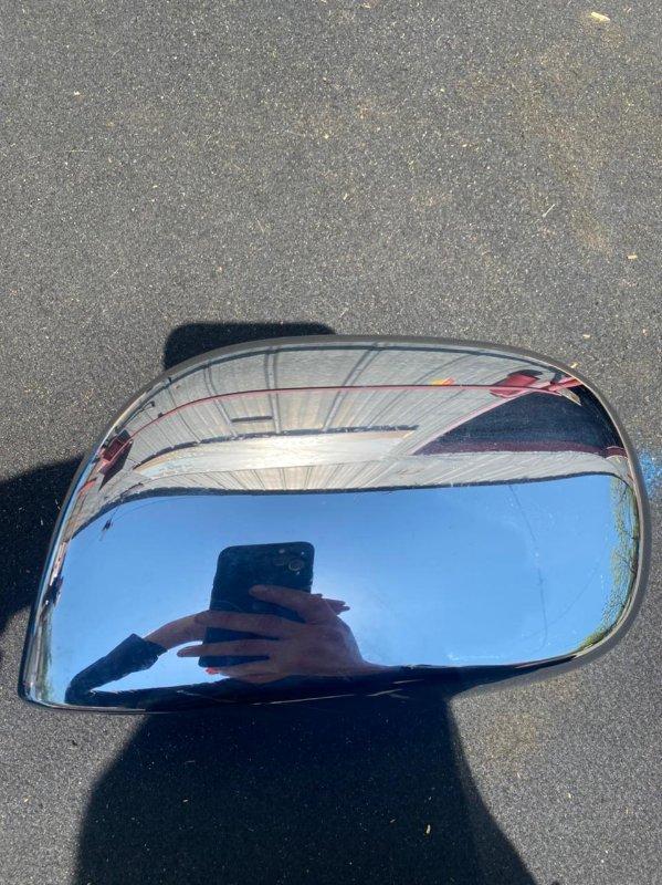 Накладка на зеркало Nissan Cube BZ11 левая (б/у)