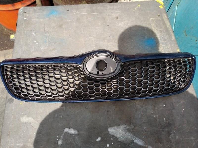 Решетка радиатора Toyota Corolla Fielder NZE120 (б/у)