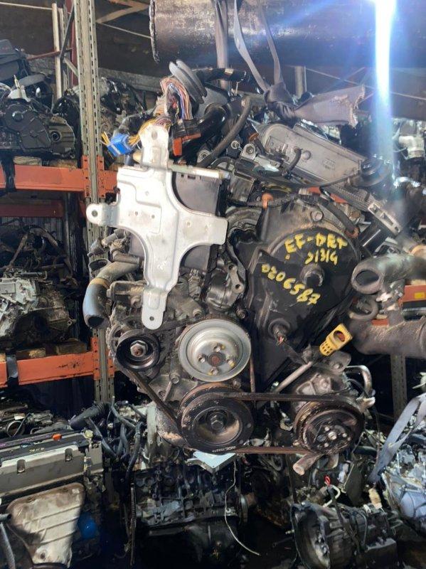 Двигатель Daihatsu Terios Kid J13`1G EF-DET (б/у)