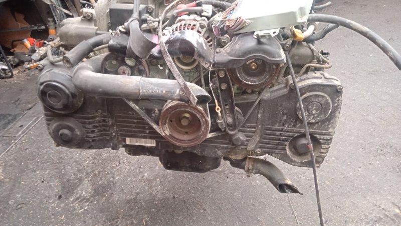 Двигатель Subaru Legacy BH5 EJ204 (б/у)