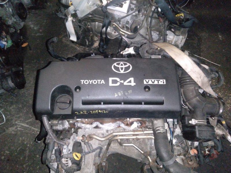 Двигатель Toyota Avensis AZT251 2AZ (б/у)