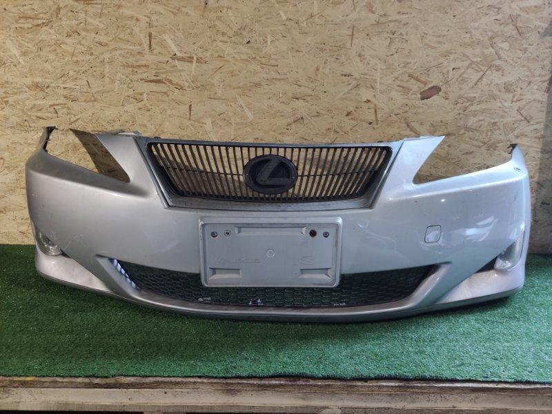 Бампер Lexus Is250 GSE20 передний (б/у)