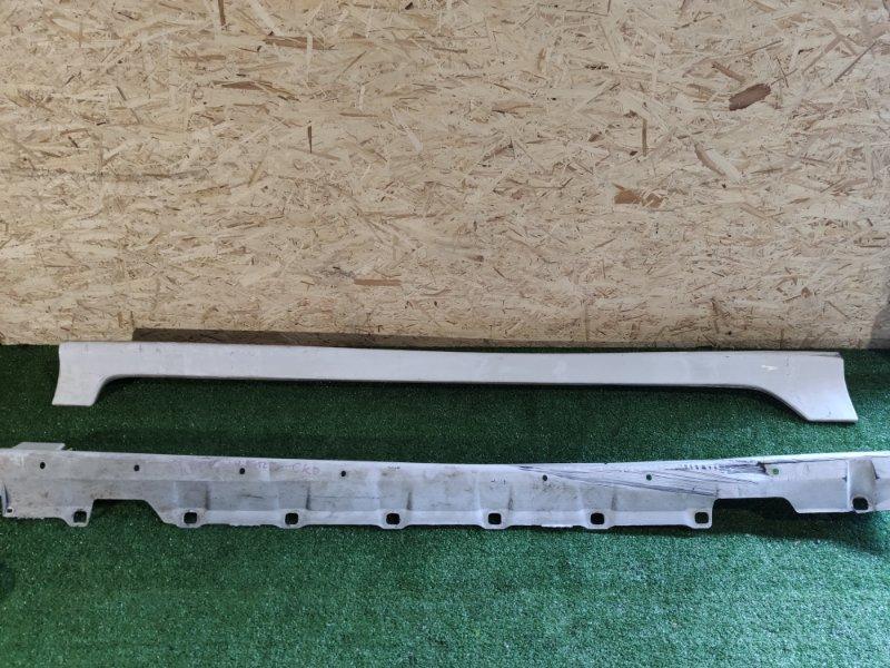 Порог Toyota Corolla Fielder ZZE122 (б/у)