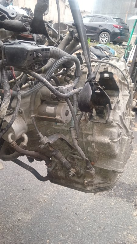 Акпп Toyota Estima ACR50 2AZ (б/у)