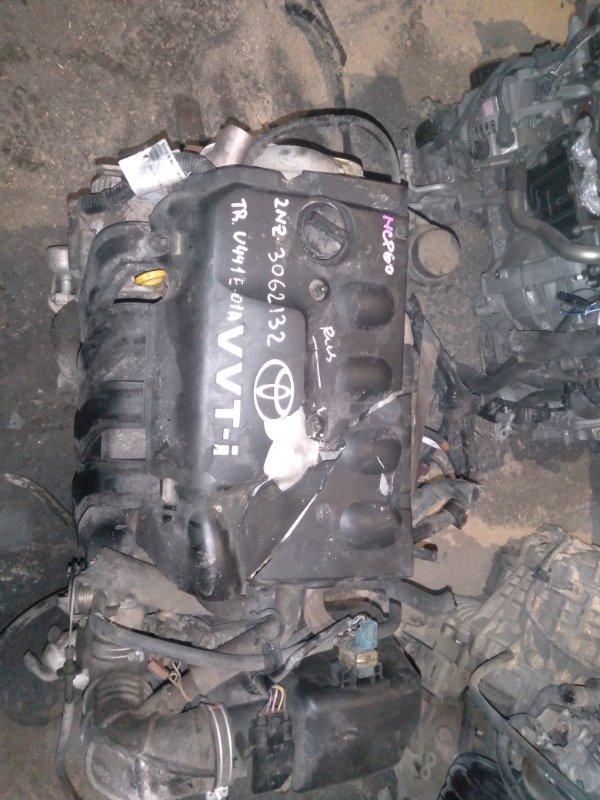 Двигатель Toyota Ist NCP60 2NZ (б/у)