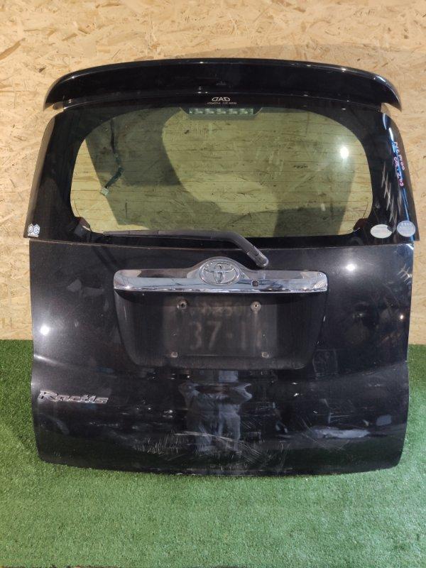 Дверь 5-я Toyota Ractis NCP100 1NZ (б/у)
