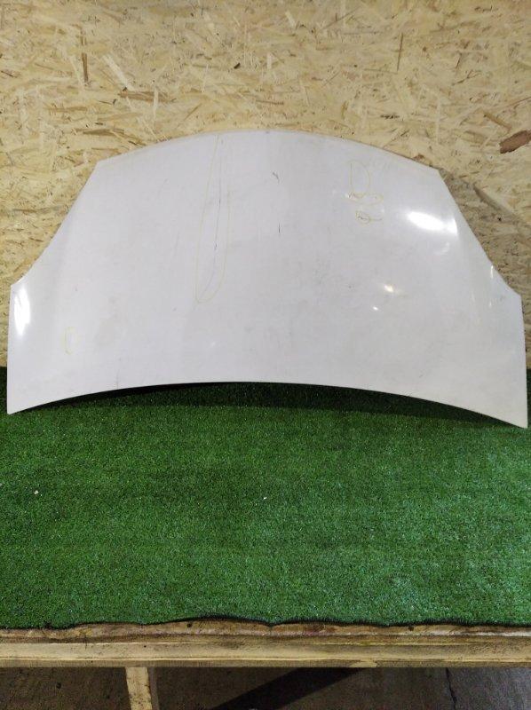 Капот Toyota Passo KGC30 (б/у)
