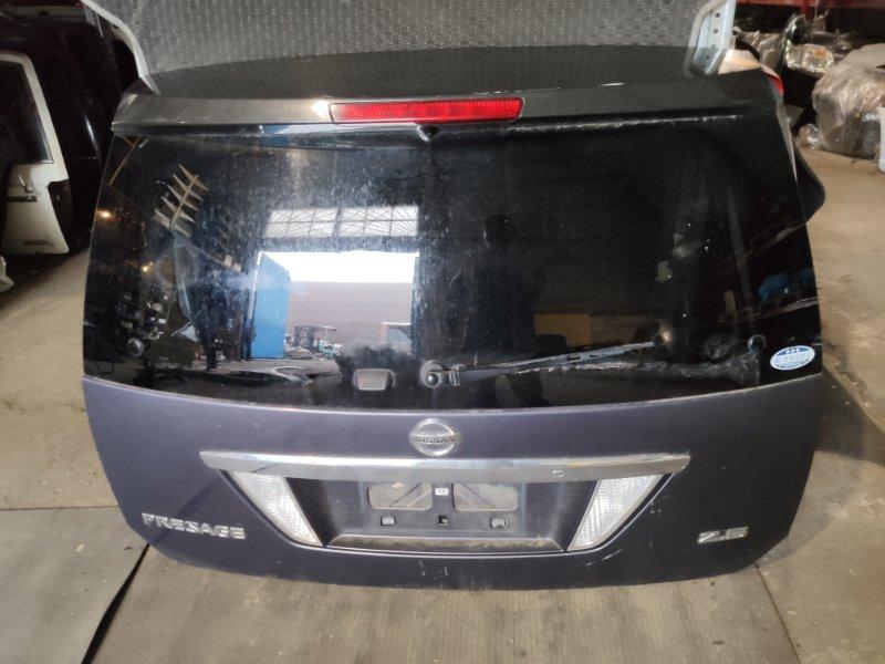Дверь 5-я Nissan Presage U31 (б/у)
