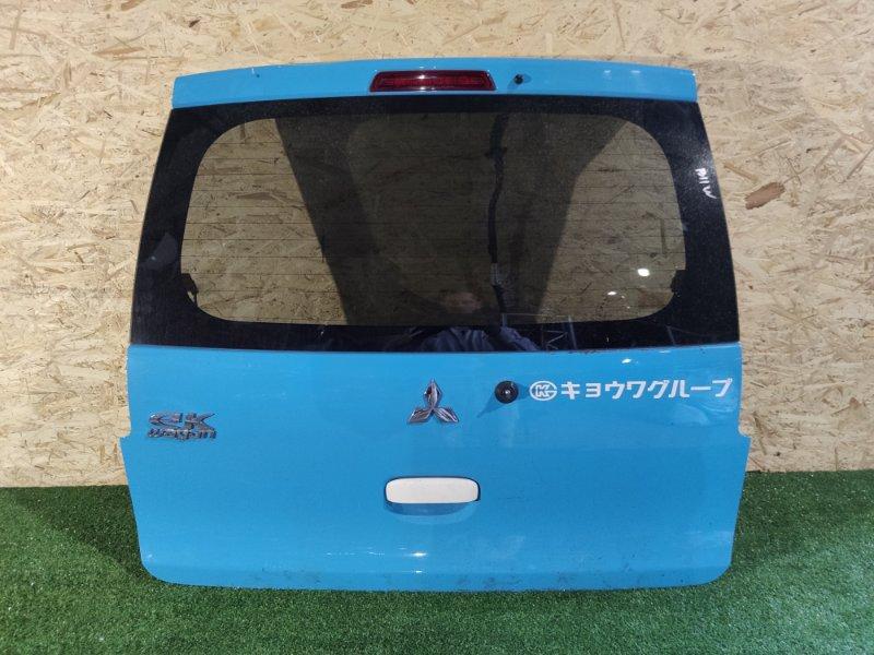 Дверь 5-я Mitsubishi Ek Wagon B11W (б/у)
