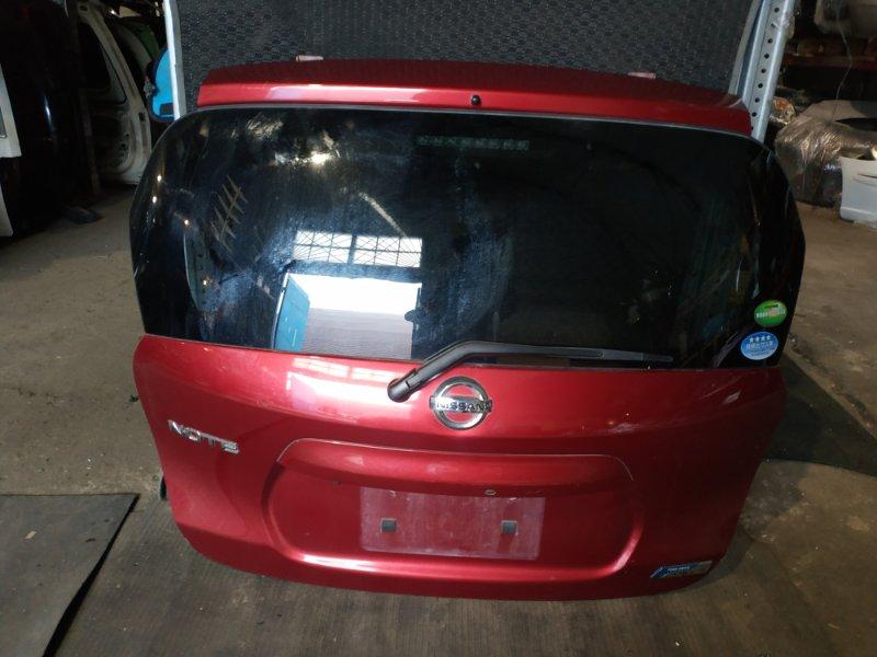 Дверь 5-я Nissan Note E12 (б/у)