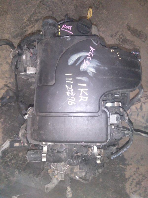 Двигатель Toyota Passo KGC30 1KR (б/у)