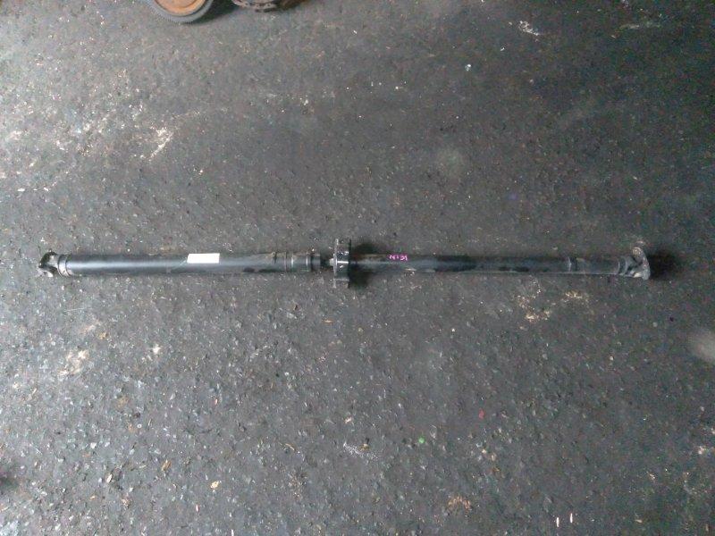 Кардан Nissan X-Trail NT31 MR20 задний (б/у)