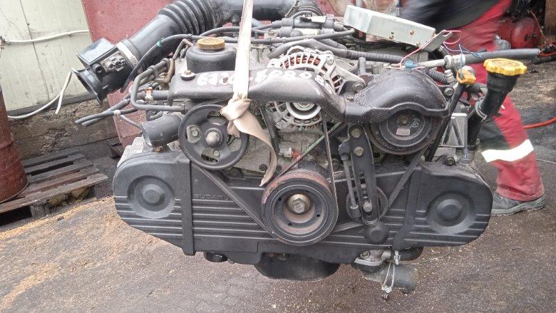 Двигатель Subaru Legacy BG4 EJ20EDAAGE (б/у)