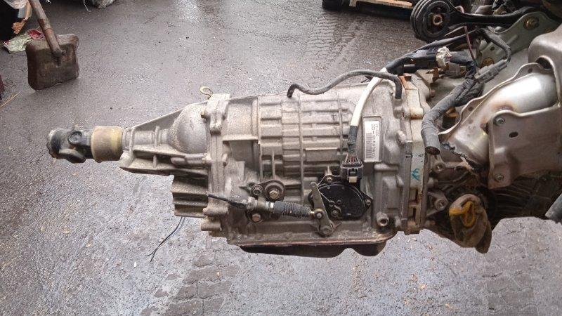 Акпп Subaru Forester SG5 EJ205DPRJE (б/у)