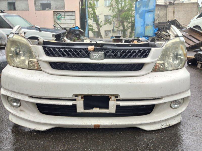 Nose cut Toyota Hiace Regius RCH47 3RZ (б/у)