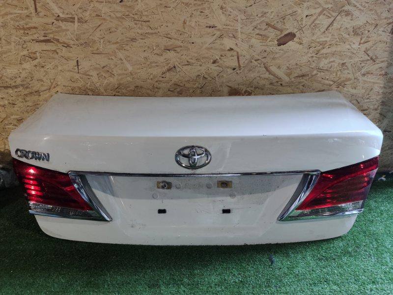 Крышка багажника Toyota Crown GRS211 (б/у)