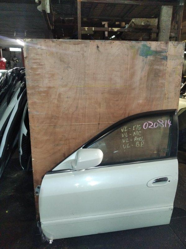 Дверь Honda Saber UA5 передняя левая (б/у)