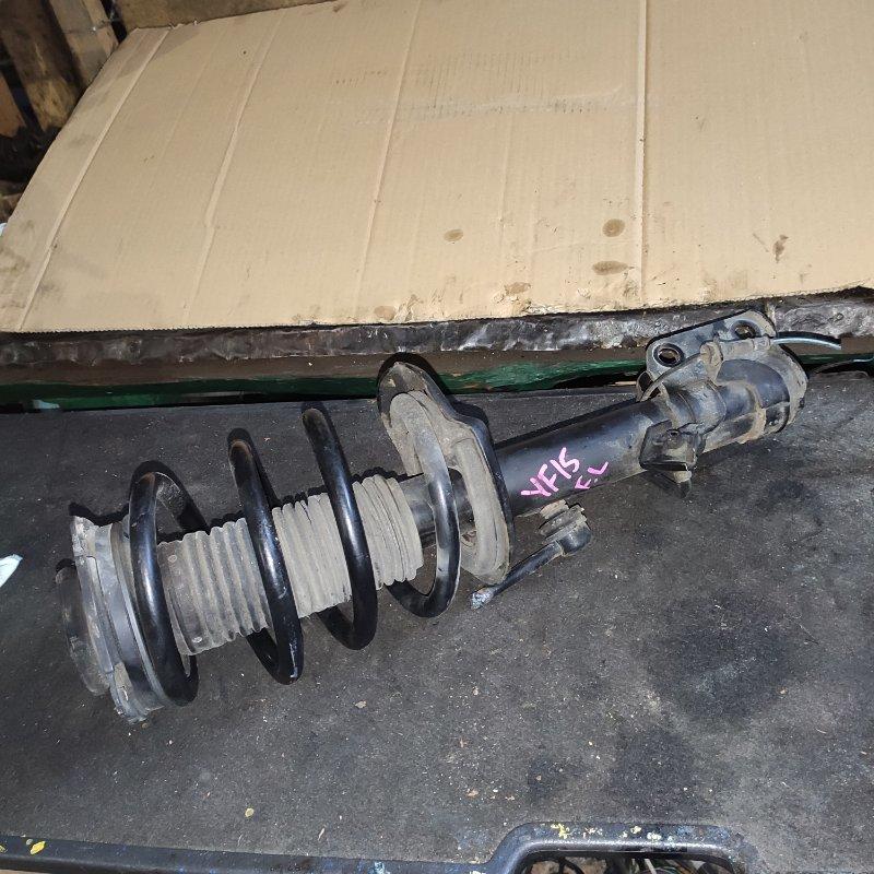 Стойка Nissan Juke YF15 передняя левая (б/у)
