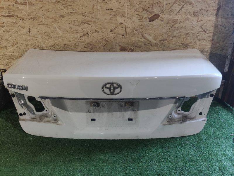 Крышка багажника Toyota Crown GRS214 (б/у)