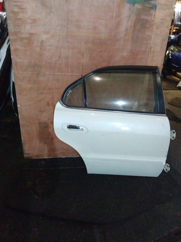 Дверь Honda Saber UA5 задняя правая (б/у)