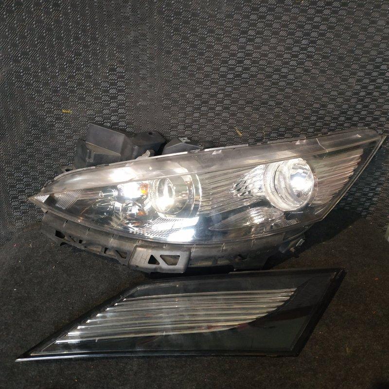 Фара Mazda Biante CC3FW передняя левая (б/у)