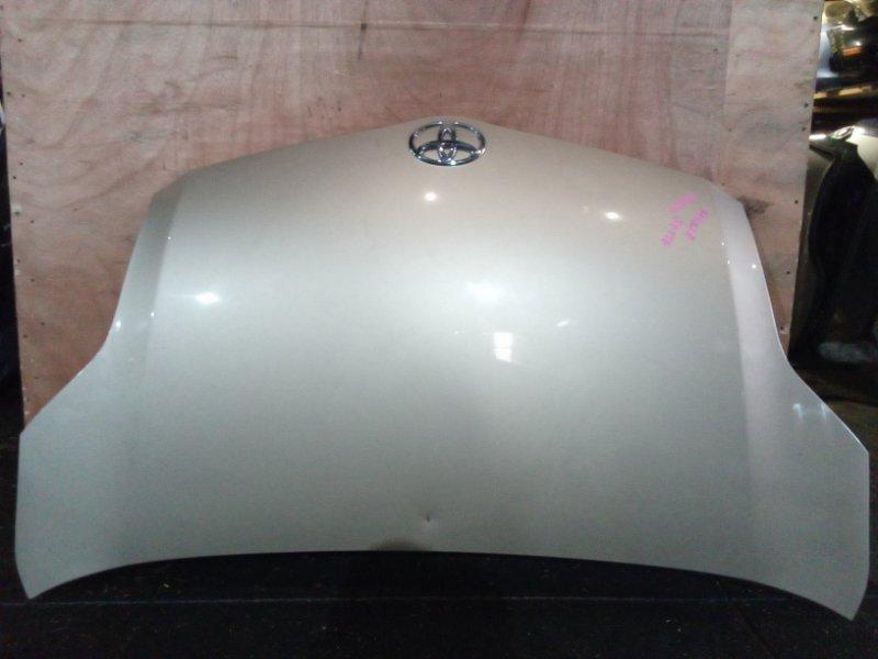 Капот Toyota Passo Sette M502E (б/у)