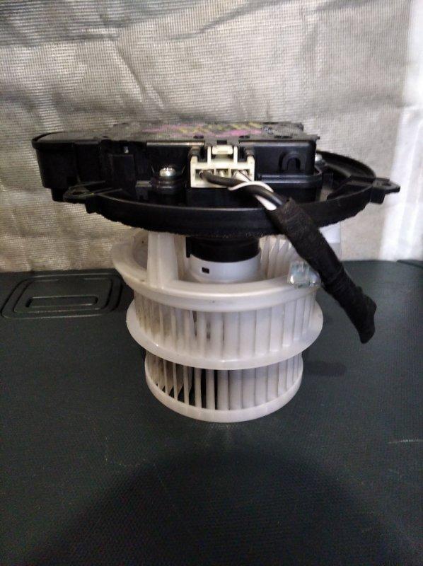 Мотор печки Toyota Crown GRS211 (б/у)