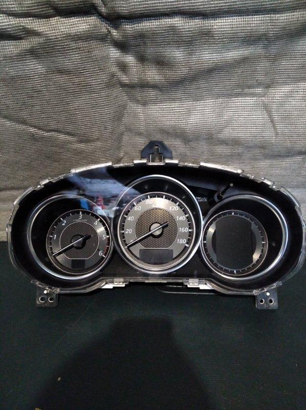 Спидометр Mazda Atenza GJ2FW (б/у)