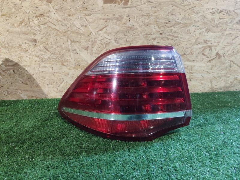 Стоп-сигнал Toyota Crown GRS200 левый (б/у)