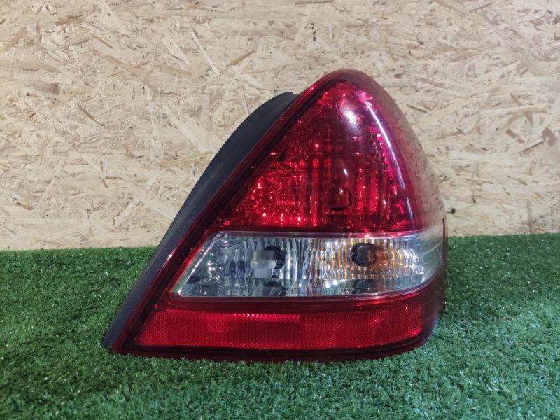 Стоп-сигнал Nissan Tiida Latio C11 правый (б/у)