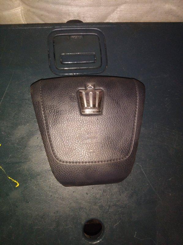Airbag на руль Toyota Crown GRS214 (б/у)