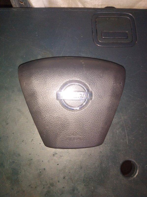 Airbag на руль Nissan Teana J32 (б/у)