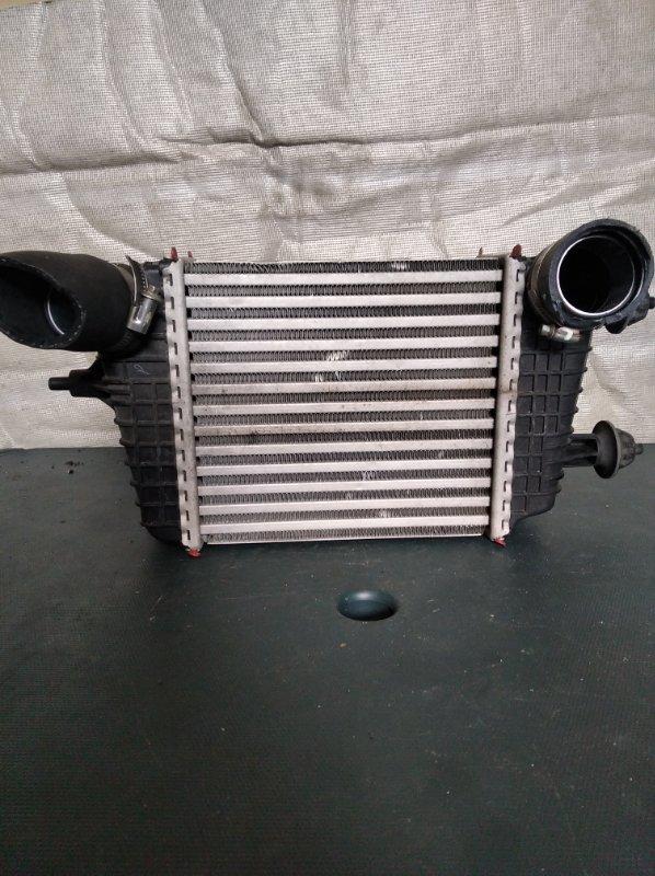 Радиатор интеркулера Nissan Note E12 (б/у)