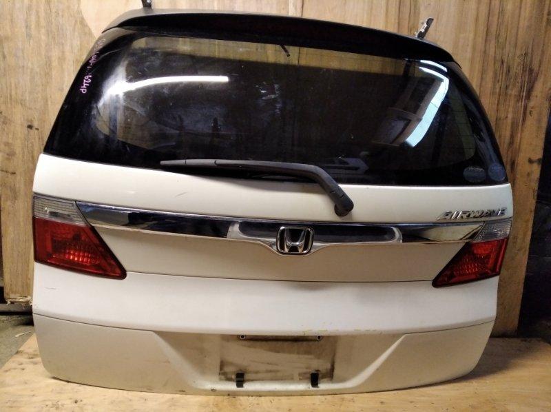 Дверь 5-я Honda Airwave GJ1 задняя (б/у)
