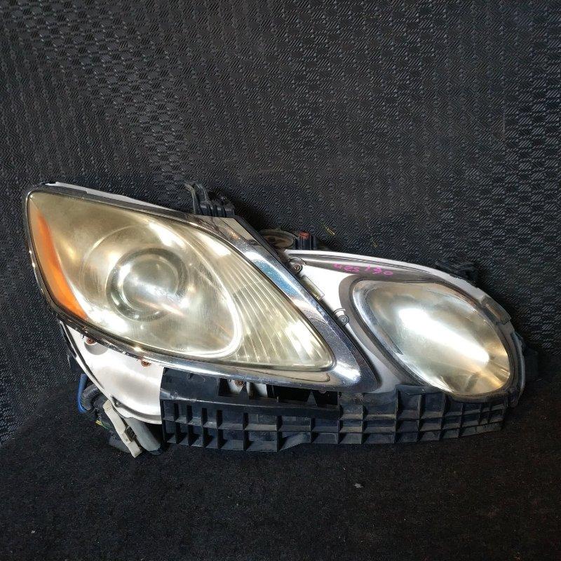 Фара Lexus Gs350 GWS191 передняя правая (б/у)
