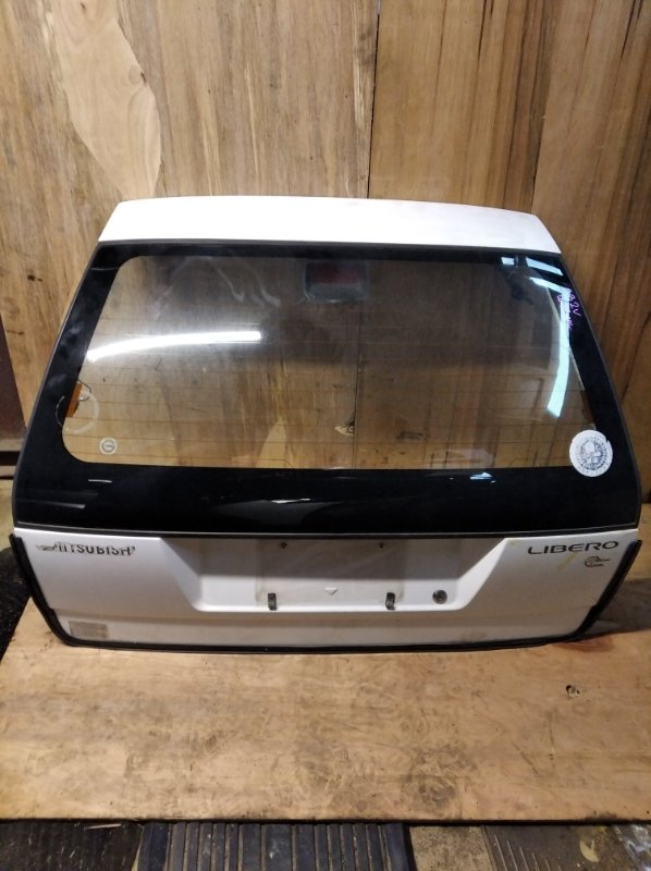 Дверь 5-я Mitsubishi Libero CB2V задняя (б/у)