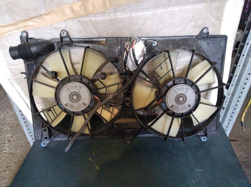 Диффузор радиатора Toyota Soarer UZZ40 3UZ (б/у)