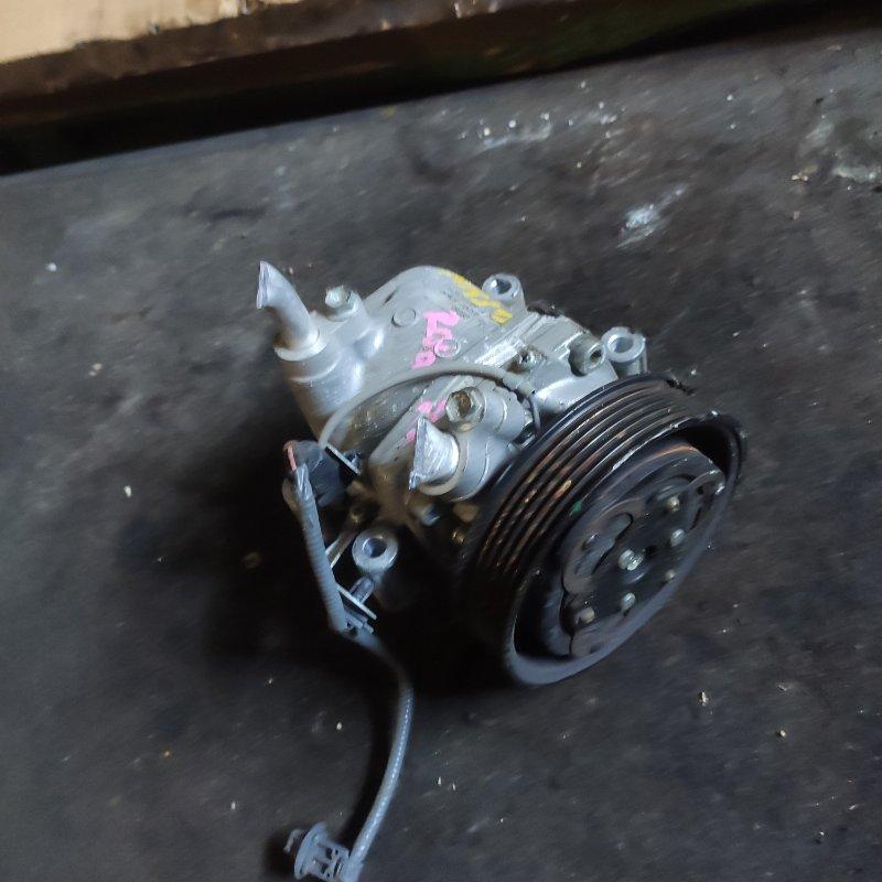 Компрессор кондиционера Suzuki Hustler MR31S R06A (б/у)