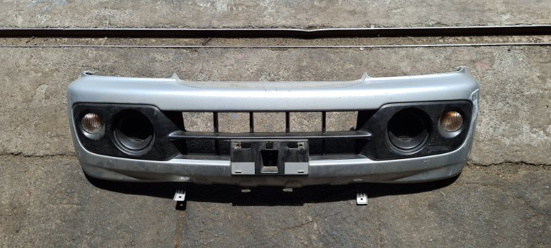 Бампер Daihatsu Terios J122G передний (б/у)