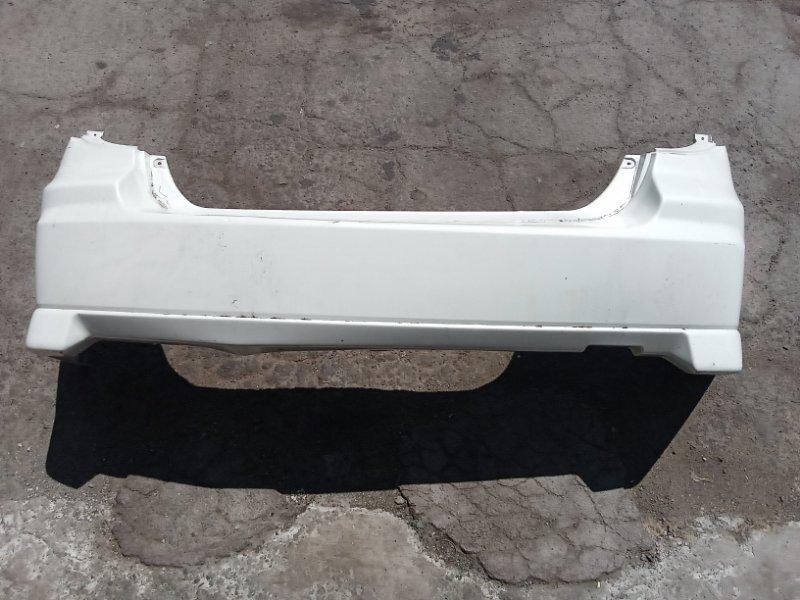 Бампер Suzuki Aerio RD51S задний (б/у)