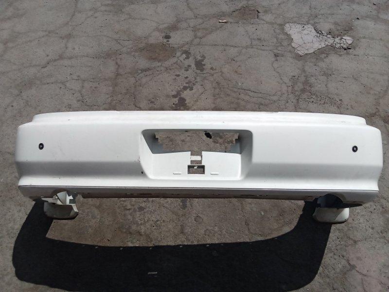 Бампер Honda Saber UA5 задний (б/у)
