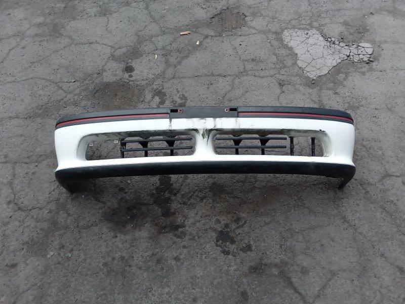 Бампер Mazda Familia BG5P передний (б/у)