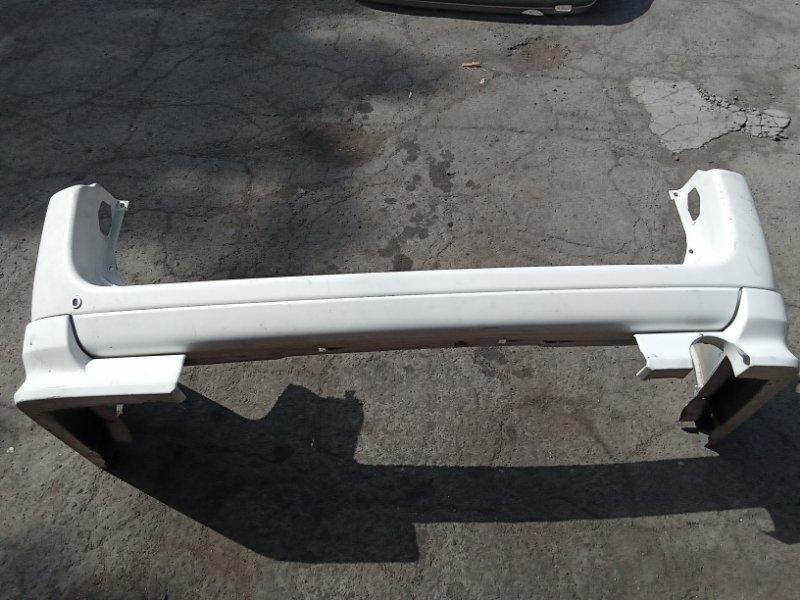 Бампер Honda Stepwagon RF1 задний (б/у)