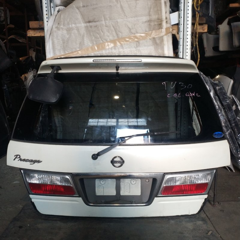 Дверь 5-я Nissan Presage TU30 (б/у)