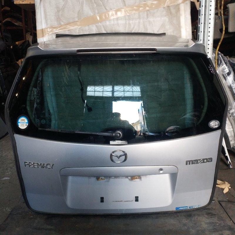 Дверь 5-я Mazda Premacy CP8W (б/у)