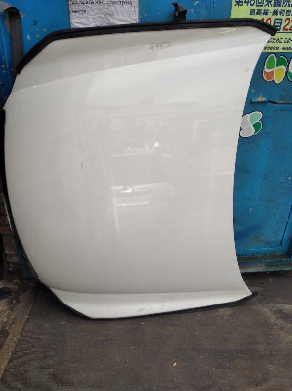 Капот Nissan Fuga GY50 (б/у)