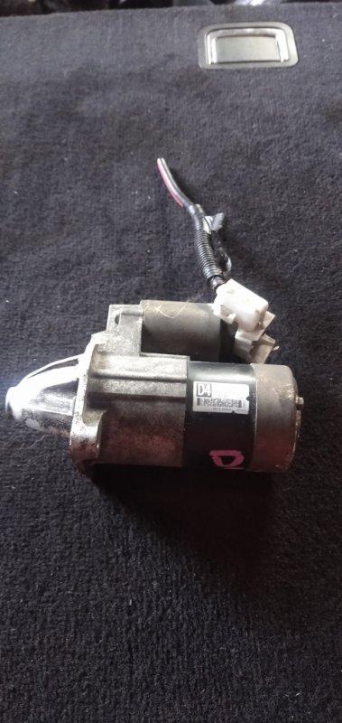 Стартер Mazda Demio DY3R ZJ (б/у)
