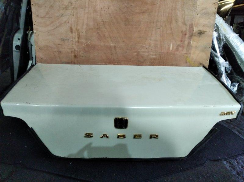 Крышка багажника Honda Saber UA5 задняя (б/у)